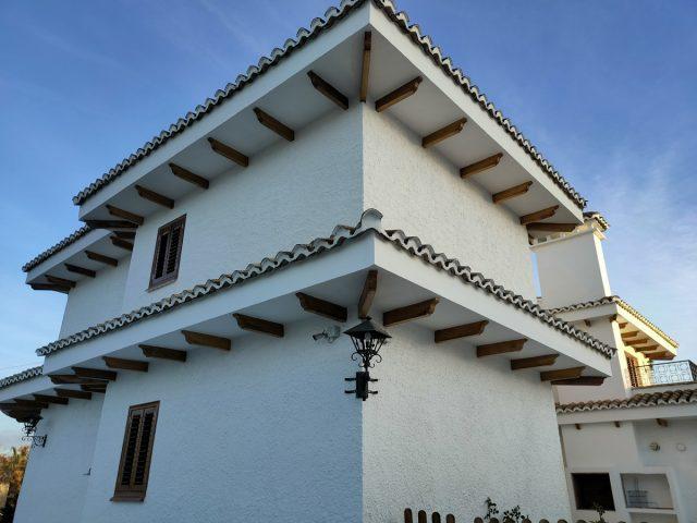 ejemplo reforma casa de lujo