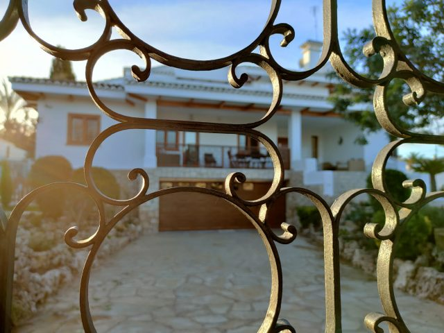 foto casa de lujo